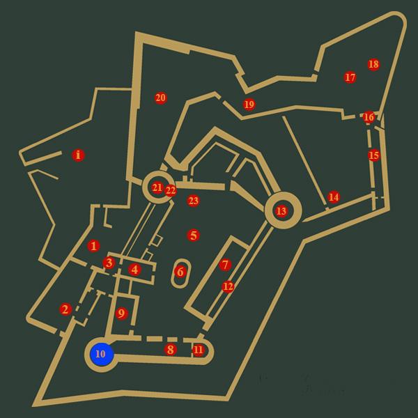 Guide karta 10