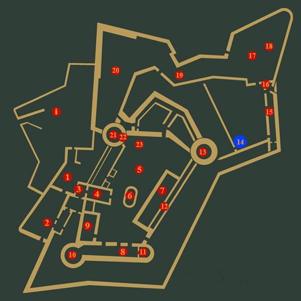 Guide karta 14