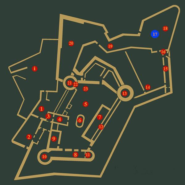Guide karta 17