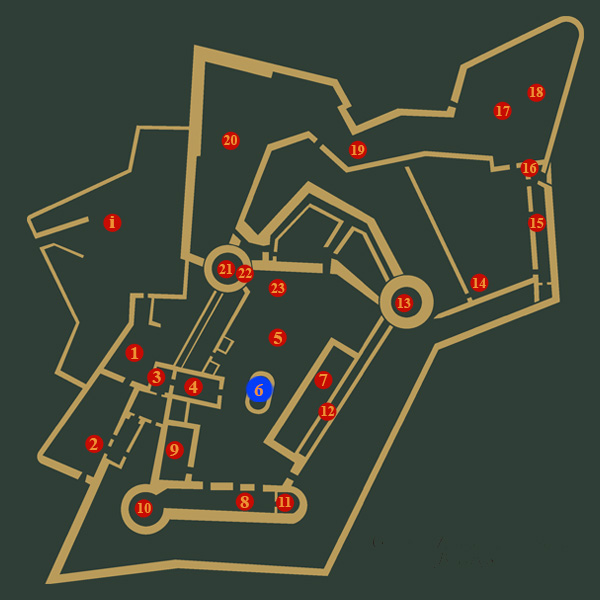 Guide karta 6