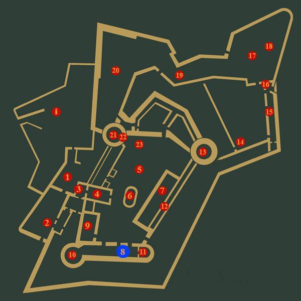 Guide karta 8